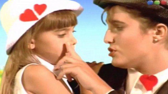 Cómo está hoy la nena de la canción Corazón con agujeritos de Chiquititas