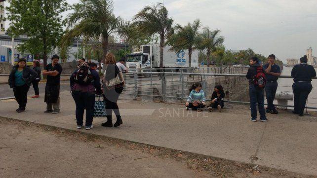 Cinco amenazas de bomba: tres en escuelas, una en el Centro Cívico y en el shopping del Puerto