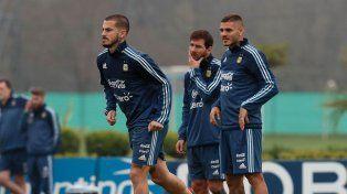 Los seguidores de UNO Santa Fe prefieren a Benedetto en el equipo titular