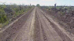 Este año licitarán la reparación de los primeros mil kilómetros de rutas de calzada natural