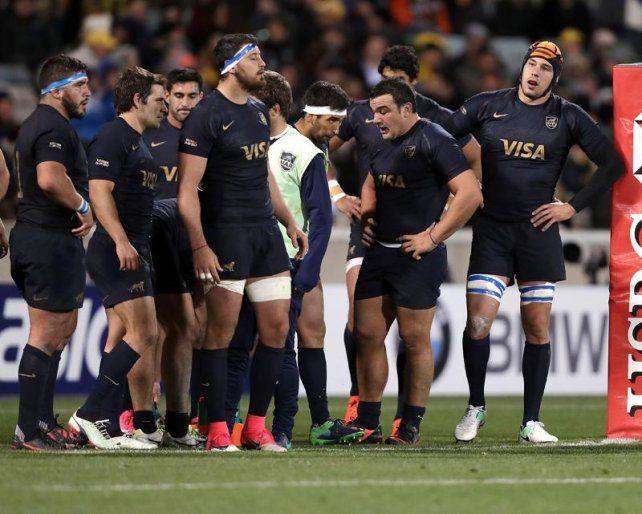 Los Pumas van con cuatro modificaciones ante Australia