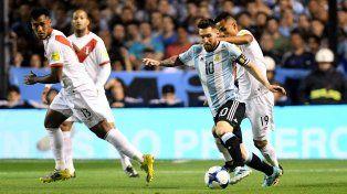 La Selección no pudo con Perú y está obligada a ganarle a Ecuador