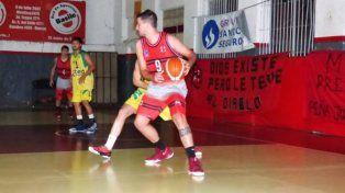 Rivadavia A ratificó su dominio en el Oficial de básquet