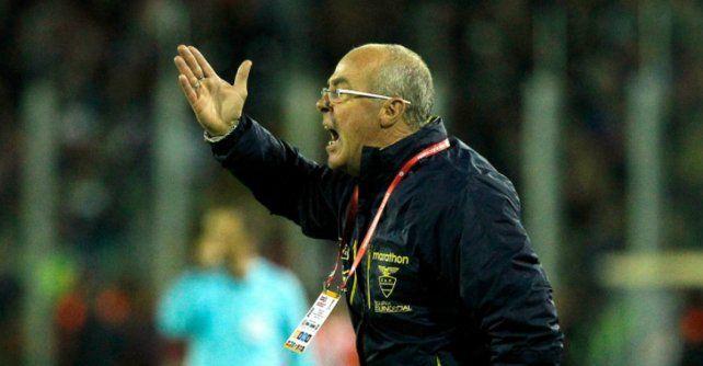 Célico: Le vamos a ganar a Argentina