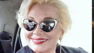 Carmen Barbieri, condenada a realizar trabajos comunitarios
