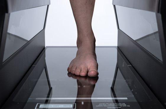 Se vienen las zapatillas a medida impresas en 3D