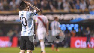 La millonada que perdería Argentina si se queda fuera del Mundial