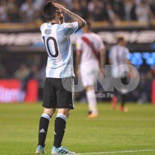 la millonada que perderia argentina si se queda fuera del mundial