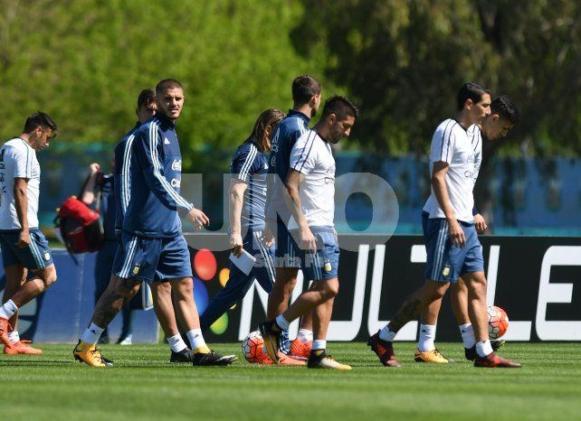 Icardi se perfila como titular para el partido clave ante Ecuador