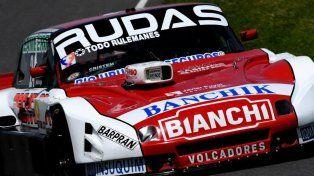 Nicolás Bonelli se quedó con la pole en Rafaela