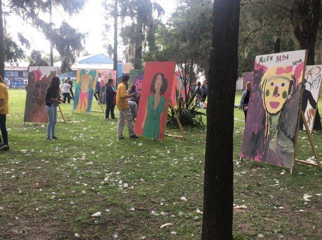En el Jardín Botánico se celebró una nueva edición del Festival del Norte