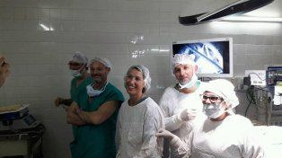 Se colocaron los dos primeros implantes cocleares en el hospital Iturraspe