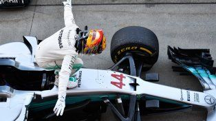 Fórmula 1: Hamilton ganó en el GP de Japón y quedó a un paso del título