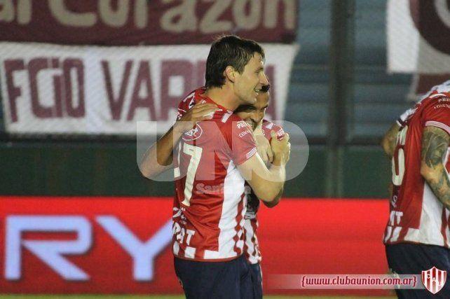 Soldano-Gamba, la dupla más efectiva de la Superliga