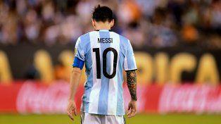 ¿Cómo le fue? Los antecedentes de Leo Messi jugando en la altura