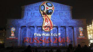 Todos los clasificados para el Mundial de Rusia 2018