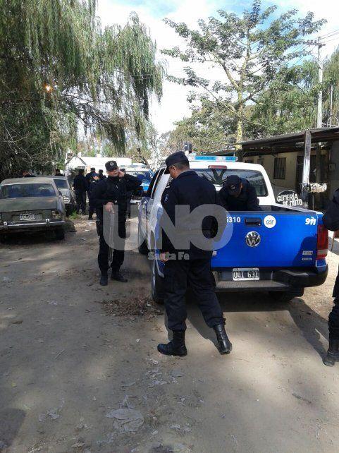 Locura: desconocidos balearon a un muchacho frente a un boliche en San José del Rincón