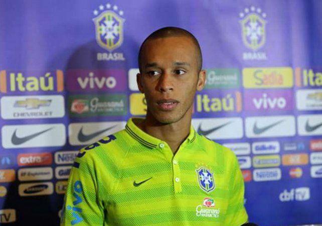 Un jugador de la selección brasileña quiere a la Argentina en el Mundial