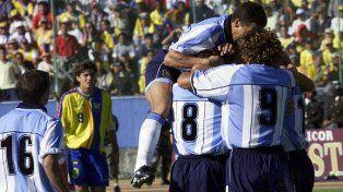 Hace 16 años que Argentina no gana en la altura de Quito