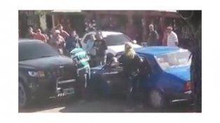 Atropelló a un hombre por una pelea de tránsito en Córdoba