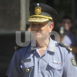 detuvieron al jefe de la unidad regional v castellanos,  adrian rodriguez