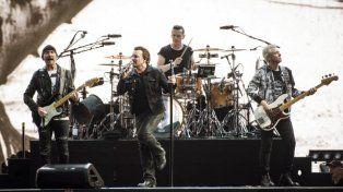 La banda irlandesa se presentará hoy y mañana en el Estadio Único de La Plata. Fuente: Reuters.