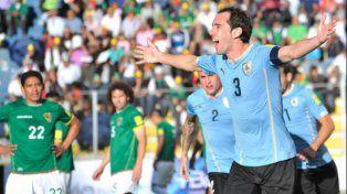 Uruguay busca la clasificación ante el débil Bolivia