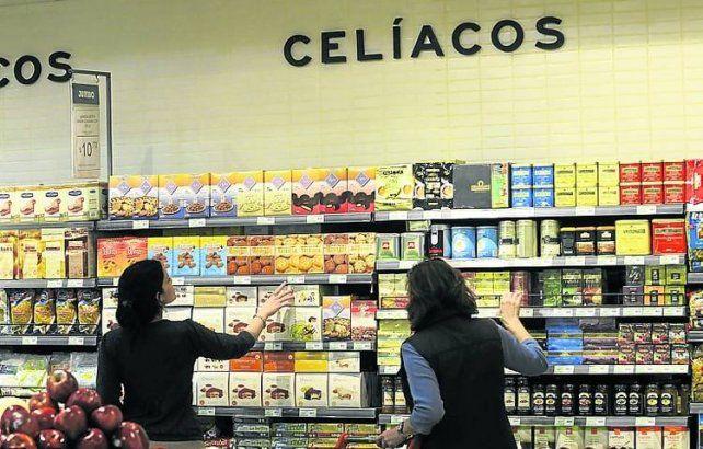 Elevan a $480 el reintegro de obras sociales y prepagas a pacientes celíacos por la compra de productos sin gluten