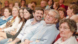 El Día Internacional de la Persona Adulta Mayor se celebró en el Teatro Municipal