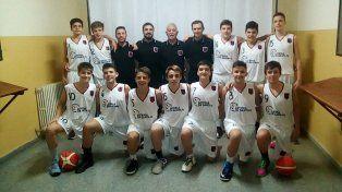 Santa Fe debutó con una victoria en el Argentino U13