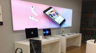 La primera tienda de Apple está en la provincia