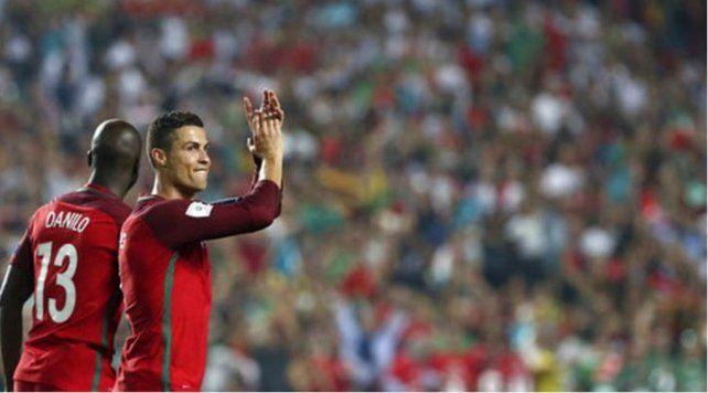 Solo falta Messi: La Portugal de Ronaldo se clasificó al Mundial
