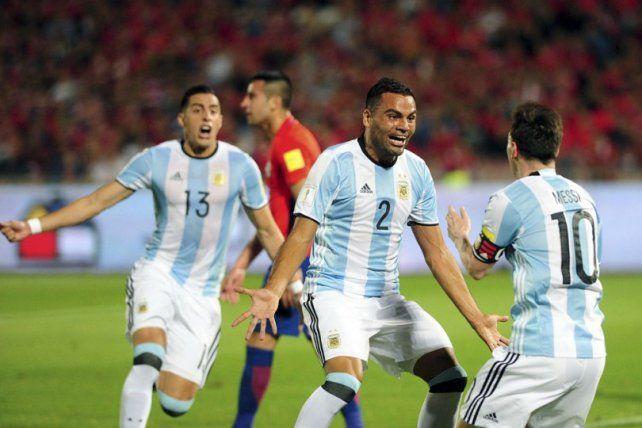 Por muy poco, la Argentina estará en el Mundial