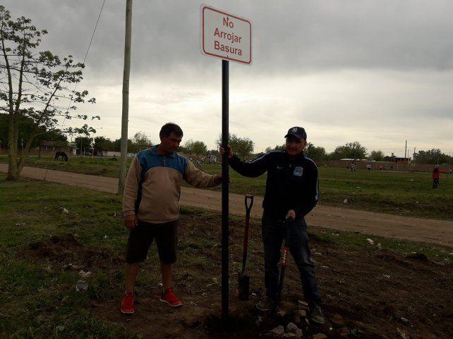 Loyola Norte: los vecinos se unieron para recuperar un espacio público