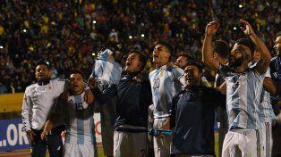 El uno por uno para la clasificación de Argentina al Mundial
