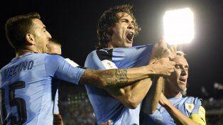 Uruguay superó a Bolivia y es mundialista