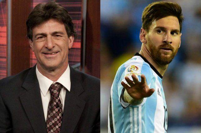Nos queda rogar que Messi esté bien