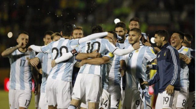 El 1 de diciembre Argentina conocerá a sus rivales