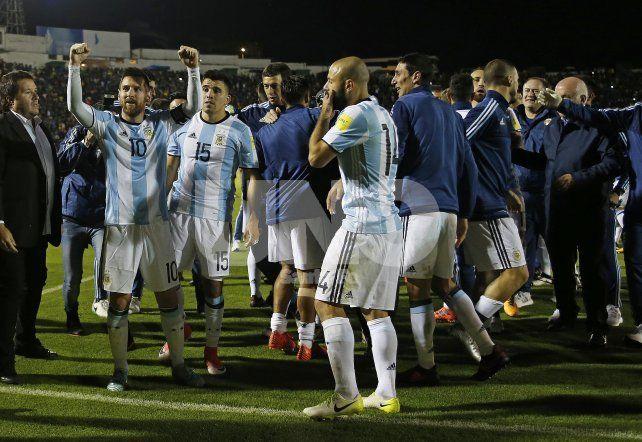 La Argentina, confirmada como cabeza de serie para el Mundial de Rusia 2018