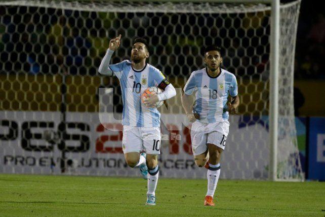 Se filtró la camiseta de Argentina en Rusia