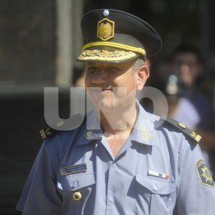 El jefe policial Adrián Rodríguez, en libertad, será imputado en Fiscalía