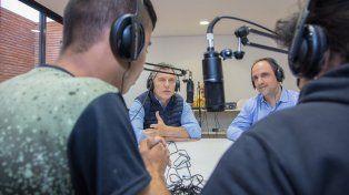 Corral dijo que Macri se solidarizó con él por lo que considera una campaña de difamación