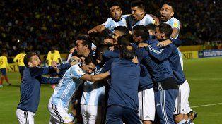¡Los primeros invitados! Argentina jugará un amistoso en Rusia el mes próximo