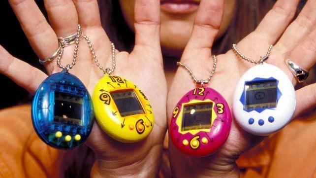 Relanzan el Tamagotchi para celebrar los 20 años de la mascota virtual