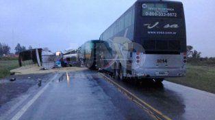 Tres muertos es el saldo de un accidente ocurrido en la ruta 34
