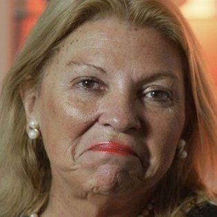 carrio pidio perdon a la familia de santiago maldonado