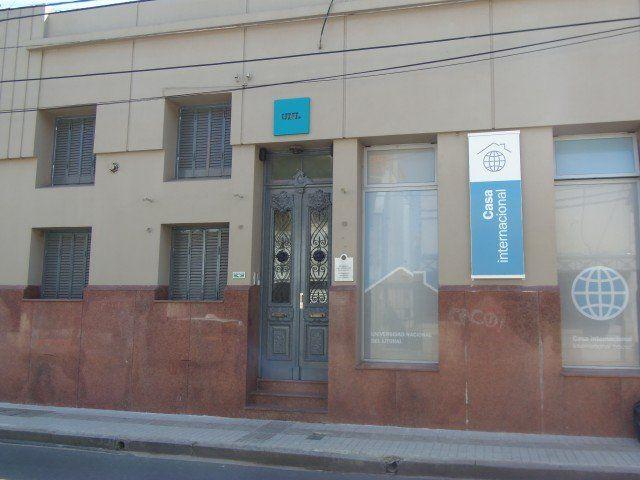 La Universidad Nacional del Litoral inaugura su casa internacional