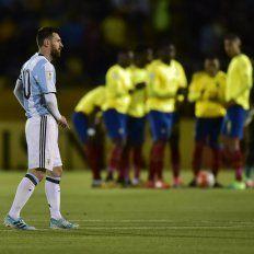 El repudiable relato de un chileno en el gol de Ecuador ante Argentina