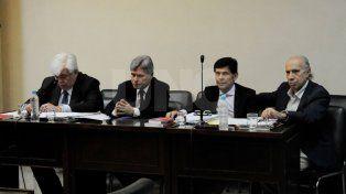 Los acusados. Juan Carlos Palacios (abogado)