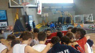 Santa Fe estiró su invicto en el Argentino U13
